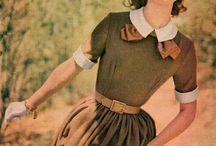 50年代ファッション