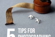 Photographing Your Work / Lots of Tips for Photographing the things you make...