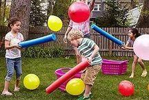 Niños y Eventos / Juegos para niños en Bodas, Bautizos, Comuniones y Fiestas