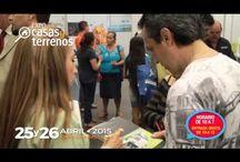 Expo Casas y Terrenos. 25 y 26 de abril 2015. / Cientos de opciones de vivienda, desarrollos, créditos hipotecarios, financiamiento y asesoría en un sólo lugar. ¡Asiste y encuentra la casas de tus sueños! 25 y 26 de abril en Expo Guadalajara.