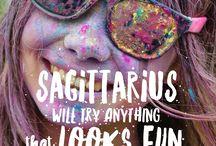 Sagittarius Attitude