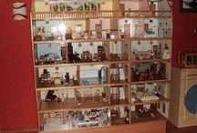 Dollhouses..
