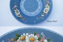 Decorative painting ideas.