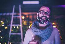 Flower beards / Love this hipster trend