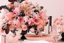 Flower arrangements / by S.
