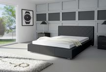 BED for sale / we producer thos bed in many eco leather and fabric, price per pcs 150euro
