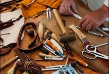 Tutorials & Tips - Leatherwork