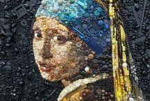 Vermeers girl