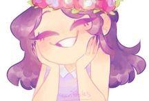 Galactibun☆art illustrations