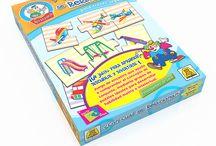 Línea 3 Juegos Didácticos Educativos