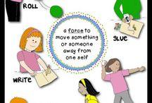 Kindergarten Science / by Elizabeth Cochran