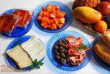 Kuchnia Wysp Kanaryjskich / zdjęcia kanaryjskich potraw i produktów