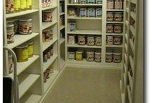 Food storage / by Hannah Richards