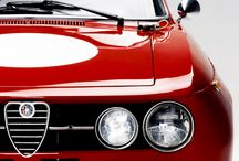 Alfa Romeo / Road cars, race cars and prototypes