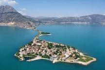 Isparta Eğridir Gölü Sakin Şehir