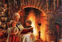 Рождественское художественное оформление