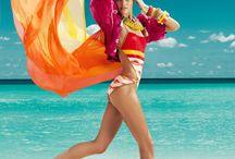 beach fashion photo