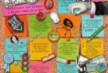 My Digital Scrapbook Pages