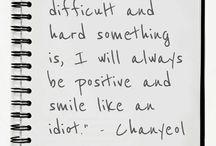 K-POP Quotes
