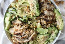 Salads I'll actually eat