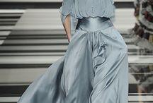 Blue & Gray Fashion / Fashion
