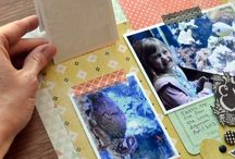 Scrapbook page ideas / by Kay Limbaugh