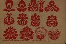 Magyar motívumok // Hungarian motifs