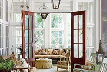 Enclosed Porches / by Brenda Hartgraves
