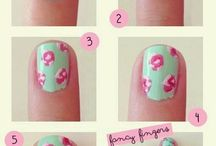 Nails / Cute nail art