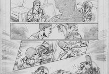 comic panels