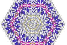 Sekskantet strikking