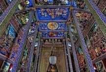 BEAUTIFUL  ARCHITECTURE / Beautiful buildings,Churches, Temples, Towers etc