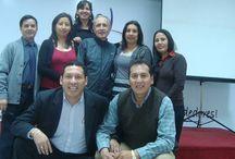 Universidad Ucatec. Cochabamba.Bolivia. / Seminarios de Capacitación in company en la primera universidad de emprendedores de Bolivia.
