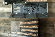 Rifle Safes