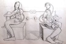 Desteni Artists on Pinterest / Visit Desteni Artists on FB! https://www.facebook.com/pages/Desteni-Artists/175698322480884 / by Ruben Moutinho
