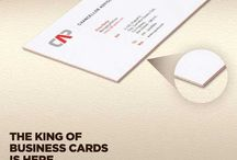 Business Cards / Prime Cards