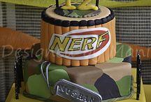 Nerf Games