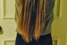 Hair growth and style ideas / Grow your hair super easy!