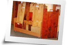 Flooring and Decking / Flooring and Decking Wood Products