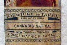 Retro Marijuana History / Historical images of medical marijuana, cannabis uses, and weed propaganda.