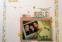 Crafty Girls / Lets post our layouts here! / by Aimee Ramsay Westcott