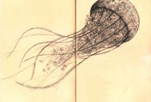 ink / by Natalia Kerouac