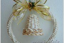 vianocne pletenie papier