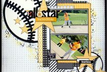 Baseball-scrapbook