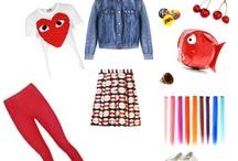 Outfits / by Gabriela Bárc