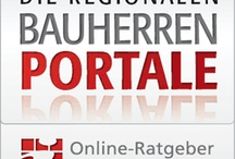 Bauratgeber Deutschland  / The 50 regional portals Guide inform future builders in Germany. Here you can find around the clock access to important information about construction issues, real estate, finance, energy, environmental and construction law