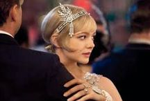 Gatsby Style!! / Many of my brides this season have come for their makeup trials with images of delightful gowns...inspired by the current Gatsby trend...making it utterly fun to create makeup looks to compliment this theme!!