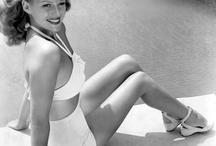 RITA HAYWORT - actress