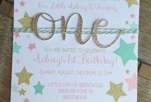amriah first birthday