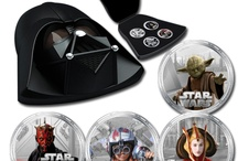 Monedas de star wars